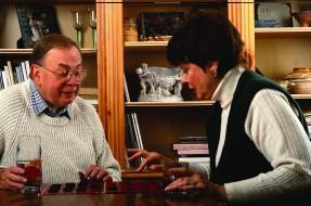 Keeping Seniors Socially Active Improves Health