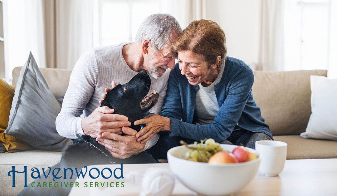 Helping Your Senior Parents Stay Safe At Home During COVID-19
